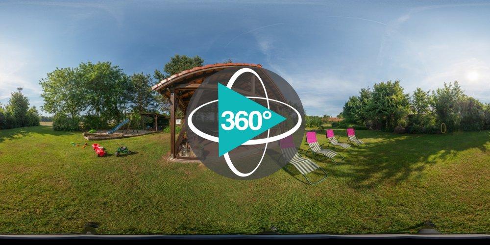 Spreewaldferienwohnungen Stein - 360°