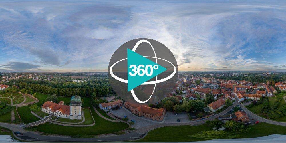 Barockschloss Delitzsch - 360°